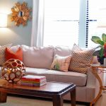 Inexpensive Living Room Decorating Ideas Of Decorate A Plain With Cheap Accessories
