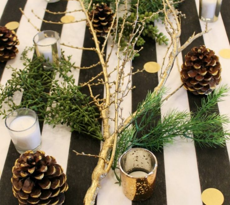 Ing Black And White Decorating Ideas For A Party Of Gold 60th Birthday Game Ideas: The Child