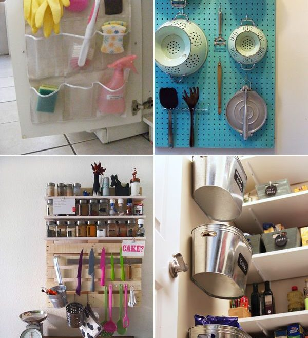 Ing Cheap Kitchen Storage Of Clever And Super Easy Diy Ideas