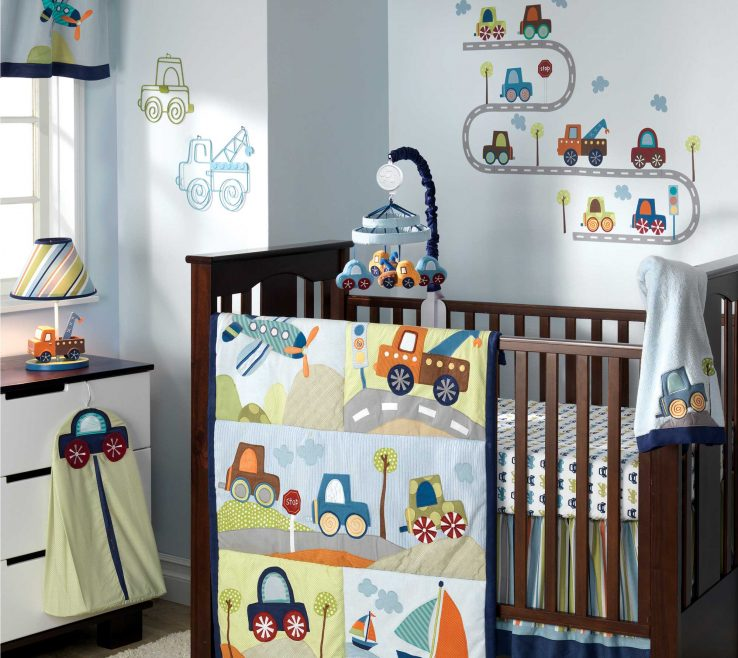 Ing Modern Baby Decor Of Boy Nursery Ideas