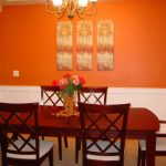 Inspiring Curtains With Orange Walls Of Interior Design Ideas What Color
