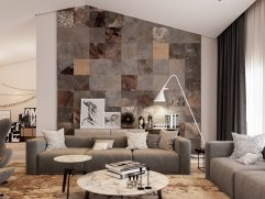 Decorative Ceramic Wall Tile