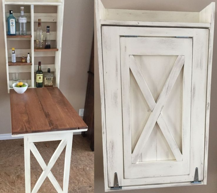 Inspiring Diy Small Kitchen Table Of Kitchen:drop Down Murphy Bar Projects Designgers