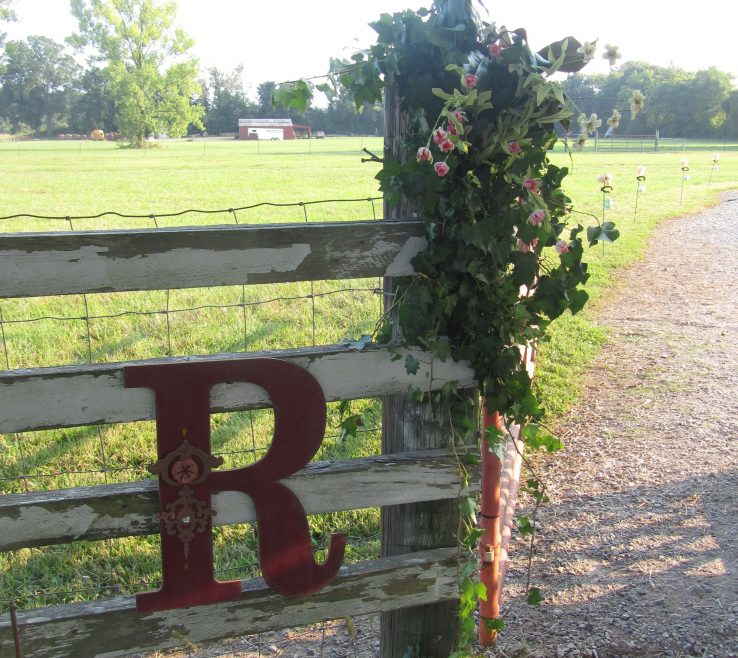 Inspiring Driveway Entrance Ideas Of Gate Decoration For The To Our Farm
