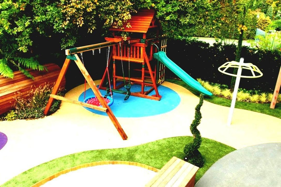 Inspiring Ideas For Playgrounds Of Awesome Backyard 54 Awesome Backyard Playground Kids