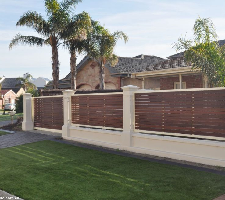 Inspiring Ideas For Yard Privacy Of E Fencing Your Front Home And Re