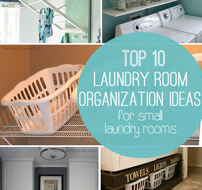 Inspiring Laundry Room Organizing Ideas Of 10 Storage For Small Rooms Scattered