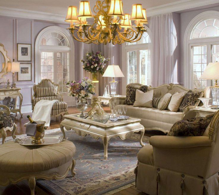Inspiring Luxury Room Decor Of Rooms With Lighting Golden Details Min Read