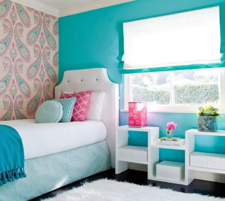 Inspiring Paint Colors For Teenage Girl Room Of Fullsize Of Trendy Color Ideas Bedroom Mes
