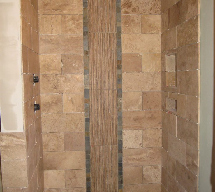 Inspiring Shower Surround Tile Ideas Of Tiled | Designs For Showers | Tiled