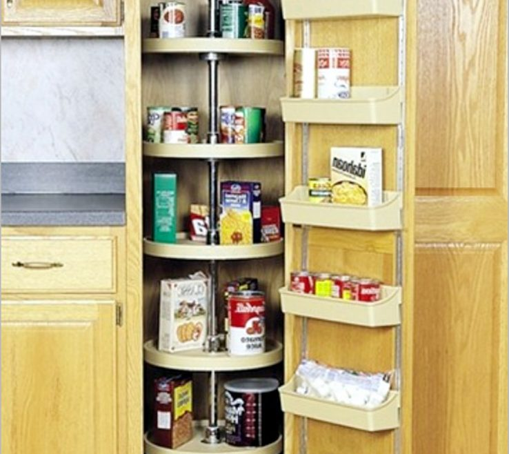 Interior Design For Cheap Kitchen Storage Of Small Pantry S Small Shaker