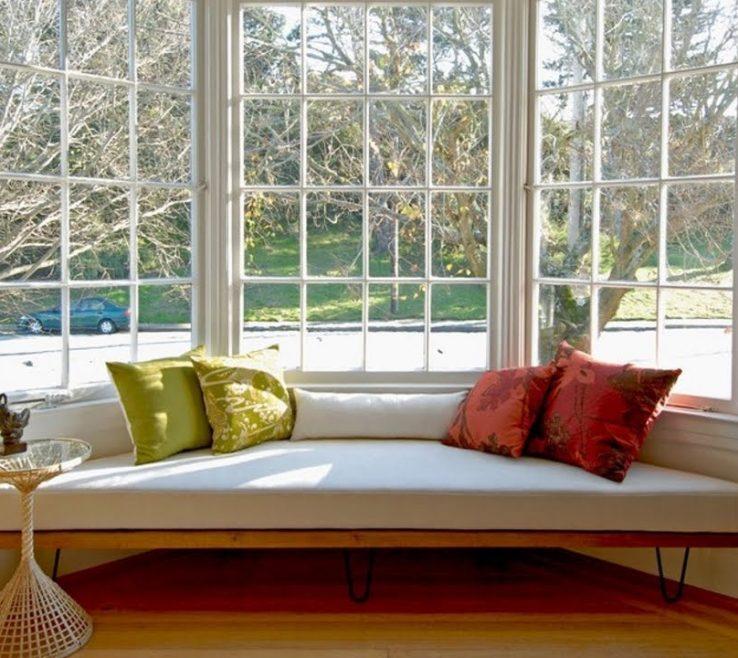Interior Design For Decorating Bay Windows