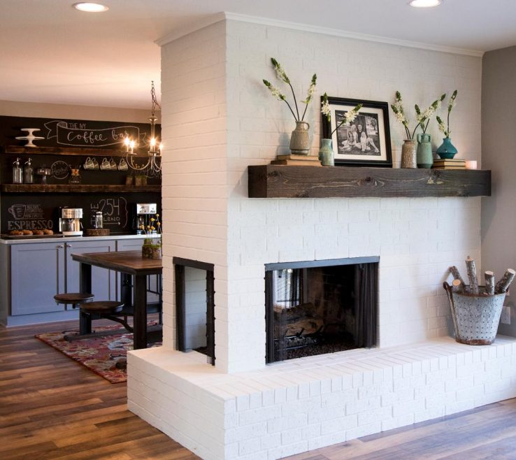 Interior Design For E Fireplace Designs Of Double Sided Beauty