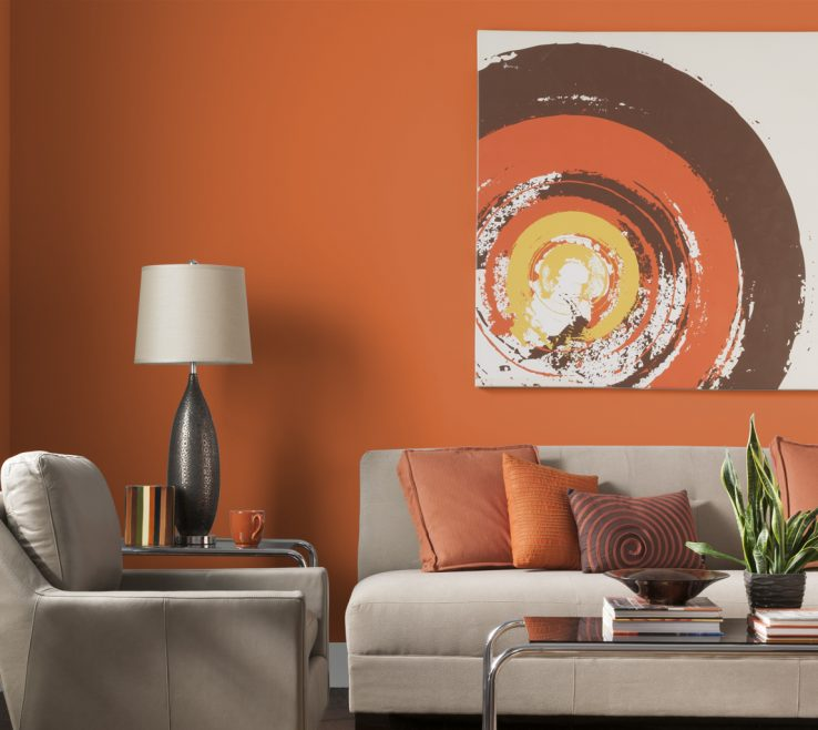 Interior Design For Orange Interior Design
