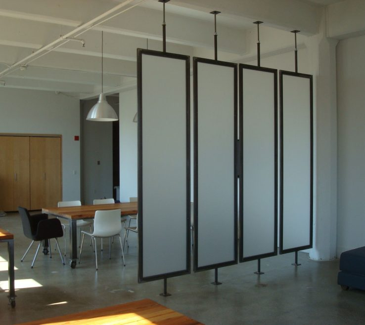Interior Design For Room Dividers Of Custom Made Louver