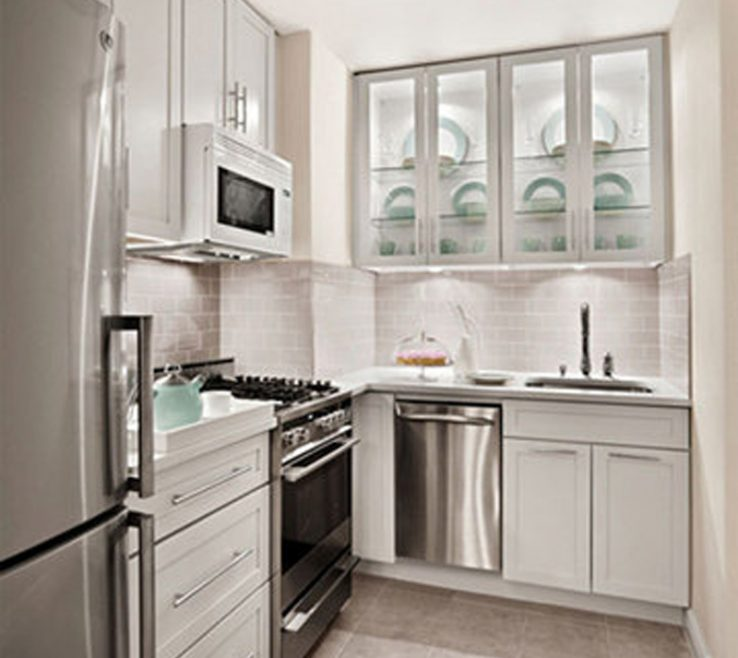 Interior Design For Small White Kitchens Of Kitchen Design Photo 1