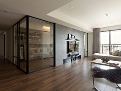 Interior Partition Wall Ideas