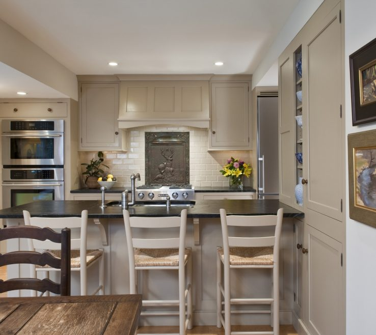 Kitchen Peninsula With Seating Of Layout Templates Definition Small Diy