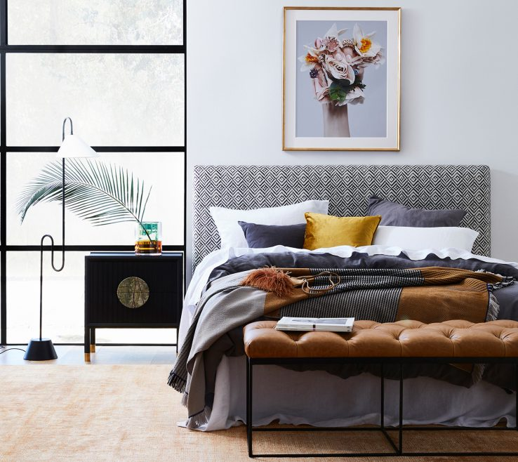 Likeable Bed Trends Of Layered Bedroom