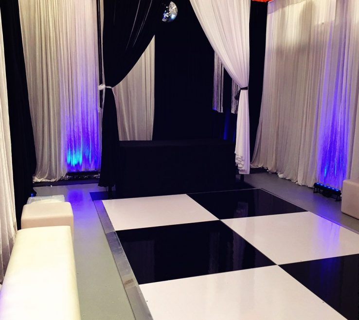 Likeable Black And White Decorating Ideas For A Party Of Theme