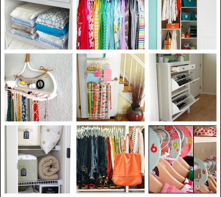 Likeable Closets Organization Ideas Of 13+ Organizational For Closets: Tips + Tricks