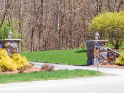 Driveway Entrance Ideas