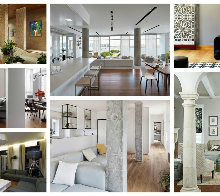 Likeable Interior Column Designs Of Tag:
