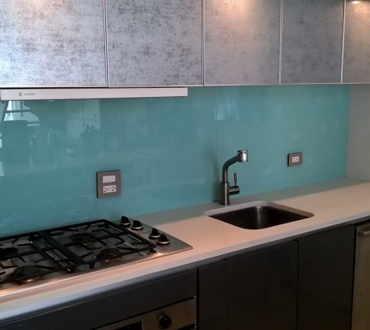 Likeable Printed Glass Backsplash Of We Are Extremely Pleased To Be Able