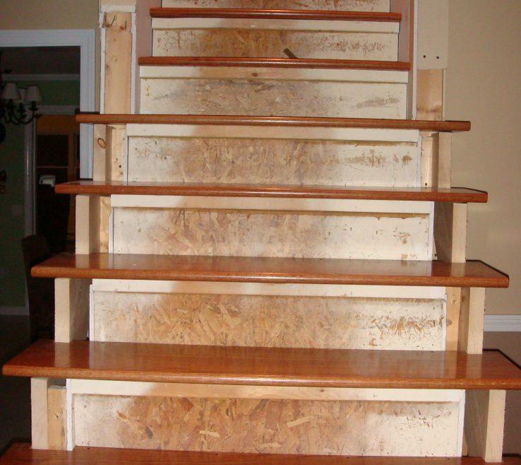 Lovely Cheap Stair Tread Ideas