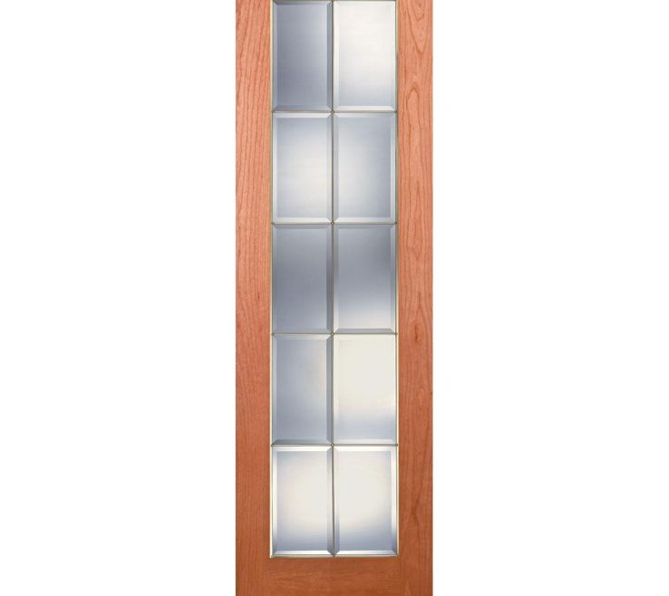 Lovely Cherry Doors Of Feather River 24 In.80 In.