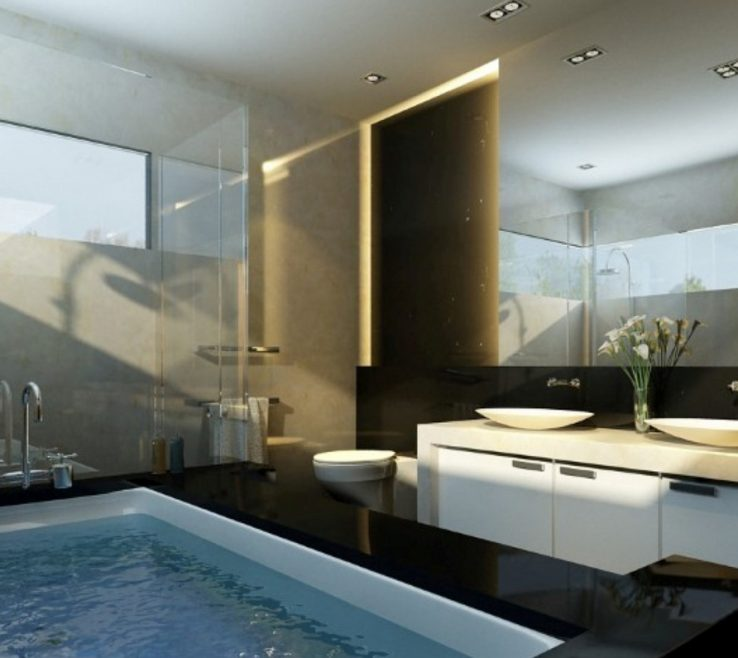 Lovely Contemporary Tub Binations Of Corner Bo Bo Benefits