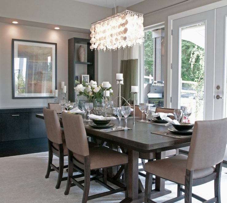 Lovely Dining Room Table Centerpieces Modern Of Full Size Of Diningroomsmall Decor Ideas Makeovers