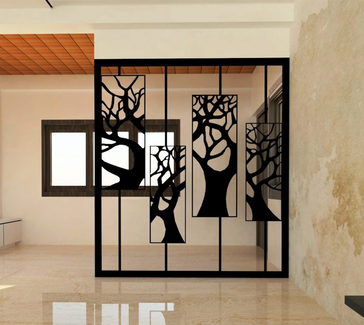 Lovely Interior Partition Wall Ideas Of 8 Innovative