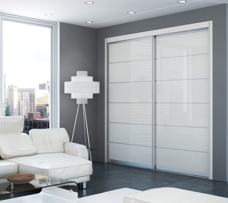 Lovely Modern Closet Doors Of Folding