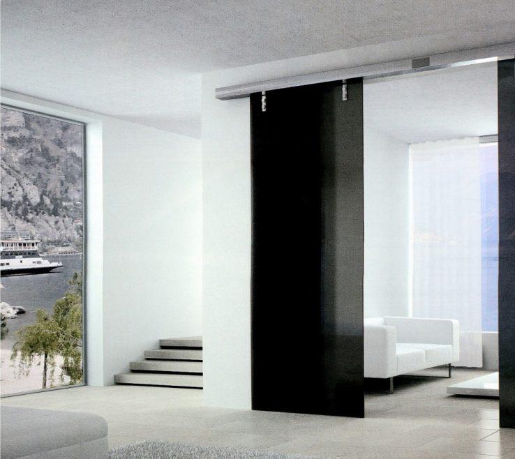 Lovely Modern Room Doors Of Image Of: Sliding Black