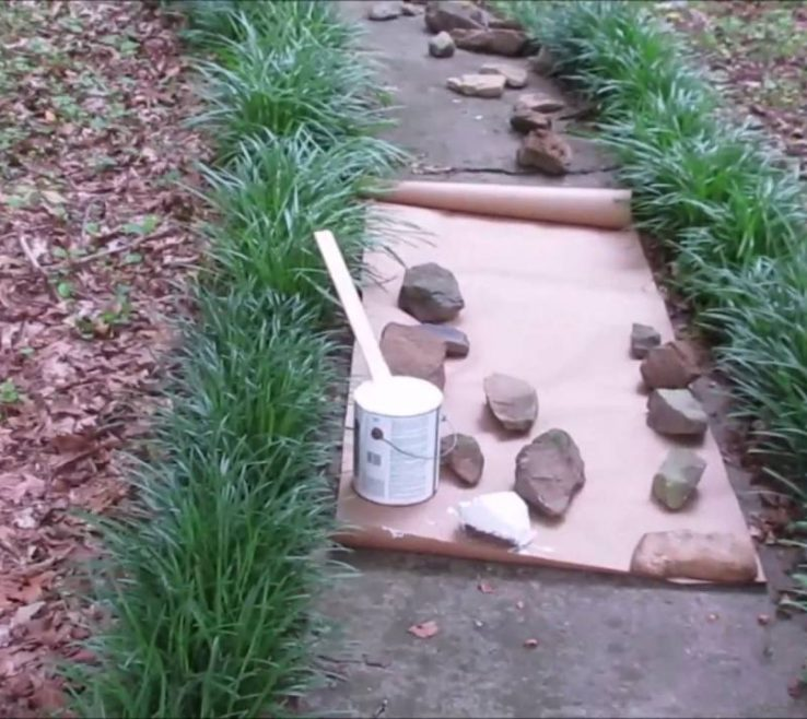 Lovely Painted Rocks For Garden Of Diy: Outdoor Simple To Make Your Yard