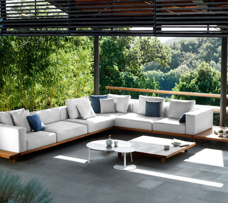 Lovely Types Of Modern Furniture Of Patio Style