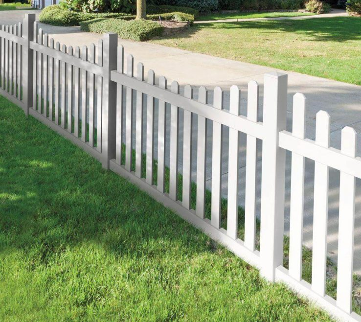 Lovely Wood Fence Designs Of New