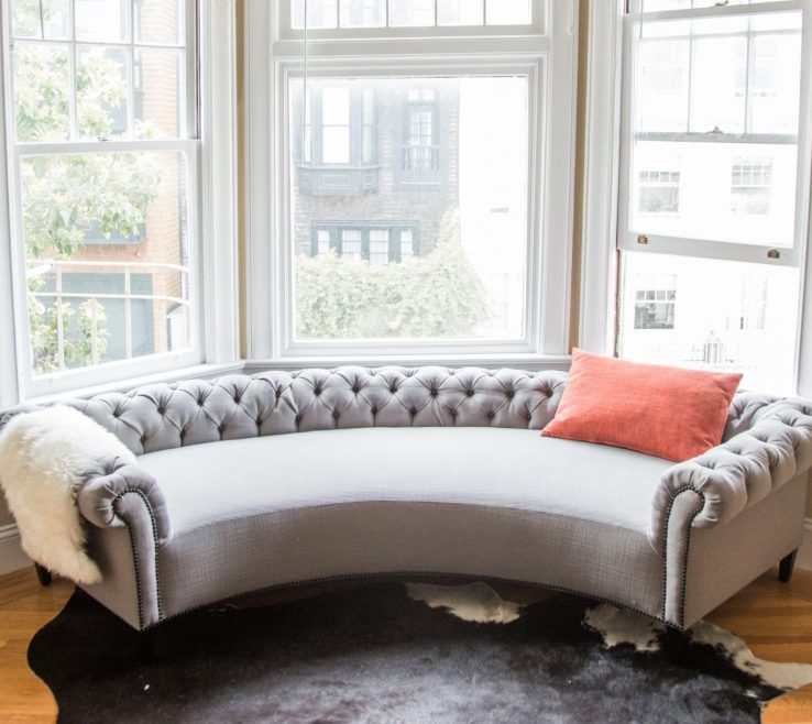 Magnificent Bay Window Furniture Of The Chestnut Daybed By Sofas