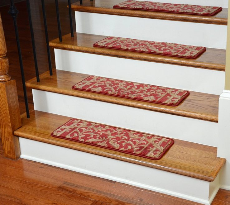 Magnificent Cheap Stair Tread Ideas Of Retro Treads