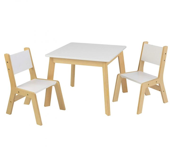 Magnificent Child Size Desk Of Full Of Chair Table Kid Pastel White