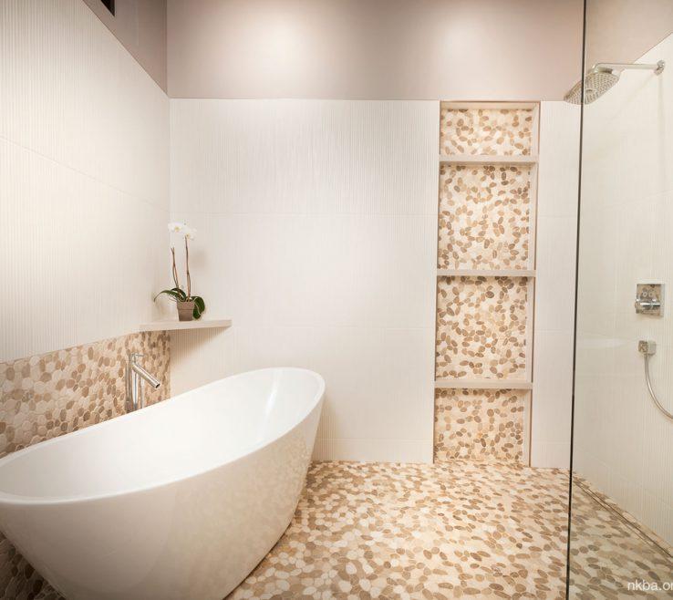 Magnificent Contemporary Tub Binations Of Tub/bination Bath