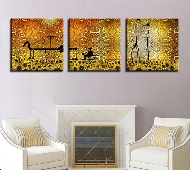 Magnificent Framed Objects Wall Art Of 2019 Canvas Hd Prints Pictures Frame Living