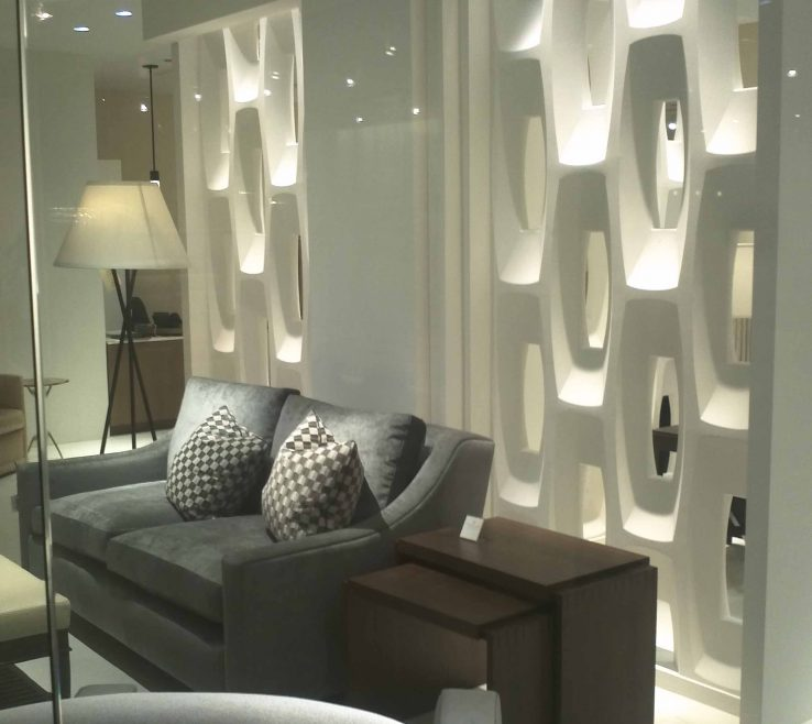 Magnificent Interior Partition Wall Ideas Of Livingroom Modern For Room Dividers Living