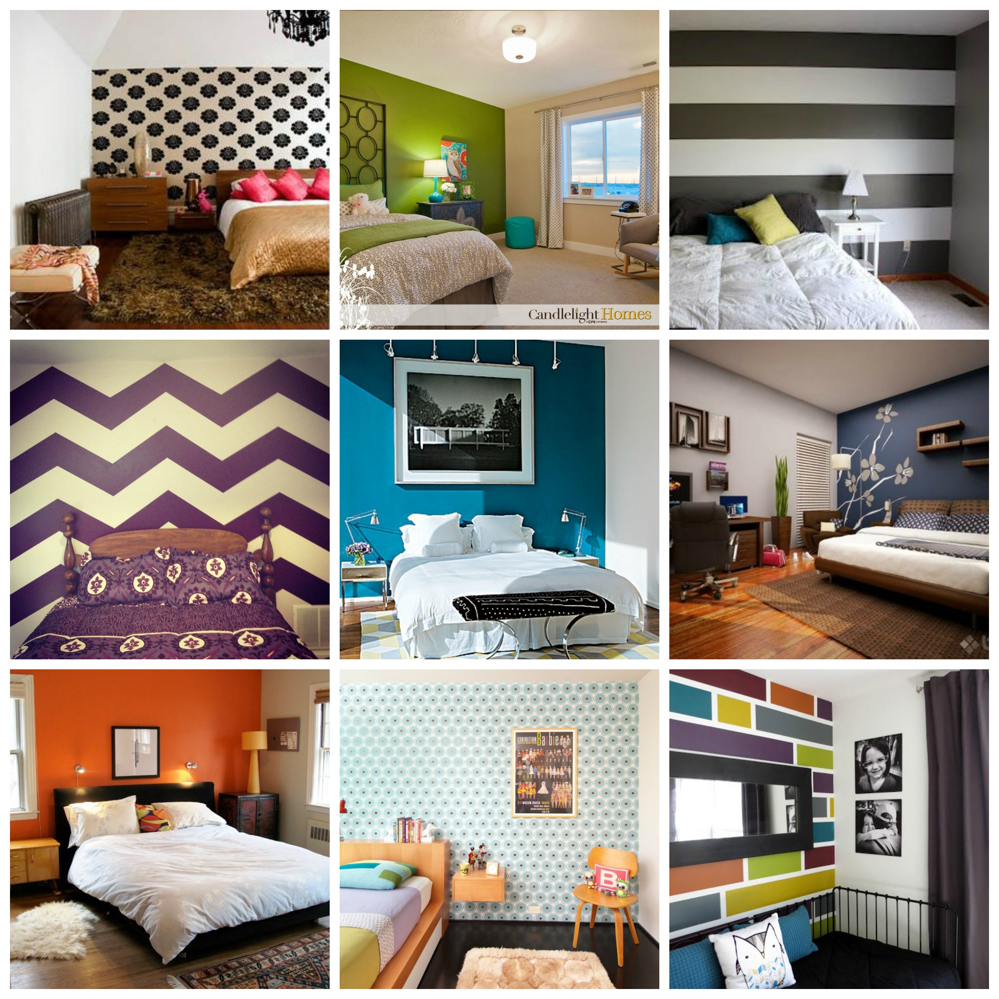 Magnificent Modern Accent Wall Ideas Of Images About On Inspiration Pillows Designs