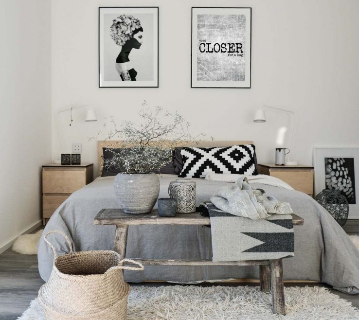 Magnificent Swedish Decorating Ideas Of 45 Scandinavian Bedroom That Are Modern