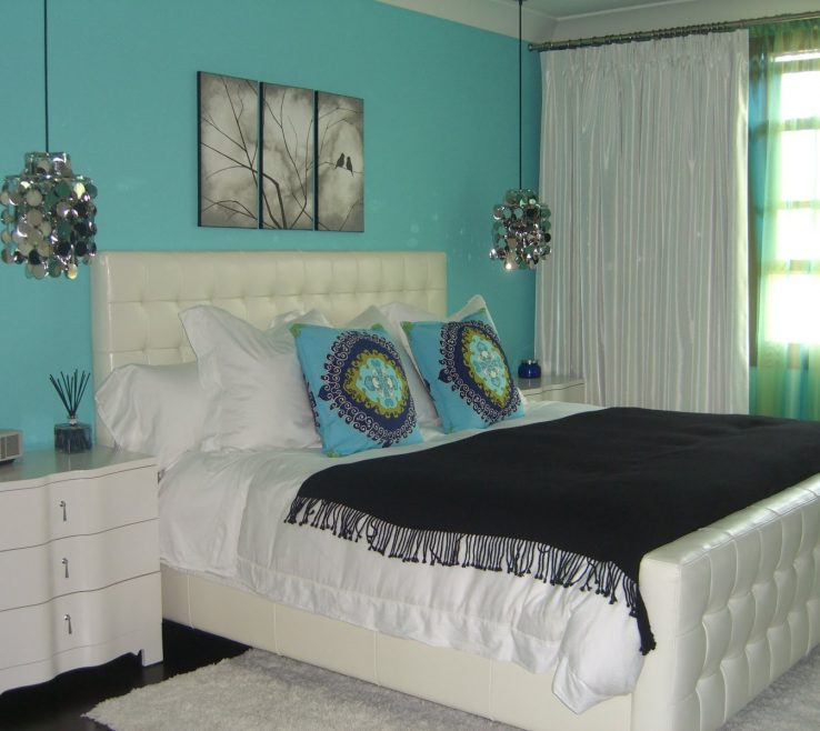 Magnificent Turquoise Blue Bedroom Designs Of Bedroom:bedroom Furniture Colored Rooms As Wells Superbealing