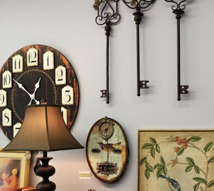 Magnificent Vintage Wall Decor Ideas Of Metal Look Skeleton Keys Art Skeleton Key