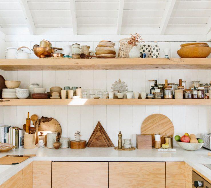 Magnificent Wall Mounted Kitchen Shelves Of Serena Mitnik Anga Canyon Kitchen Photo