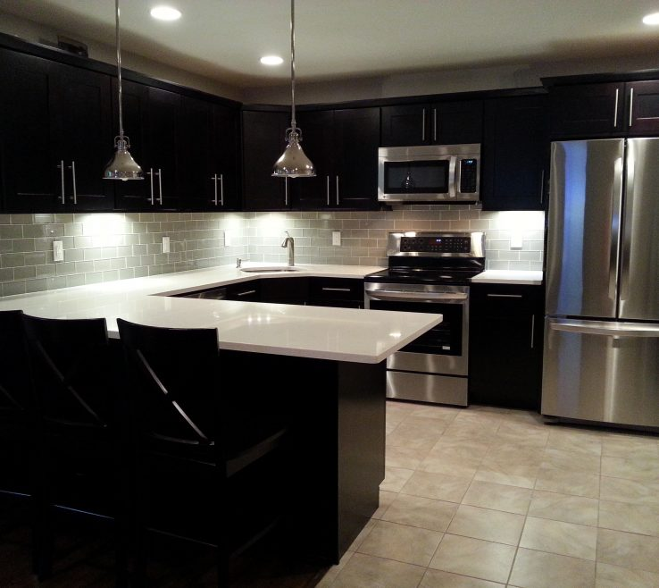 Mesmerizing Designer Kitchen Backsplash Of Pictures Subway Tile Outlet Within Contemporary Backsplashes